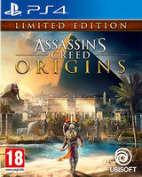 Assassins Creed: Origins Limited Edition