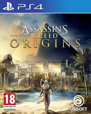 Assassins Creed: Origins Gods Edition
