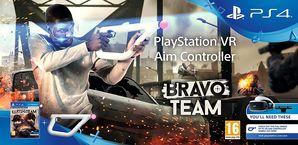 Bravo Team with Aim Controller