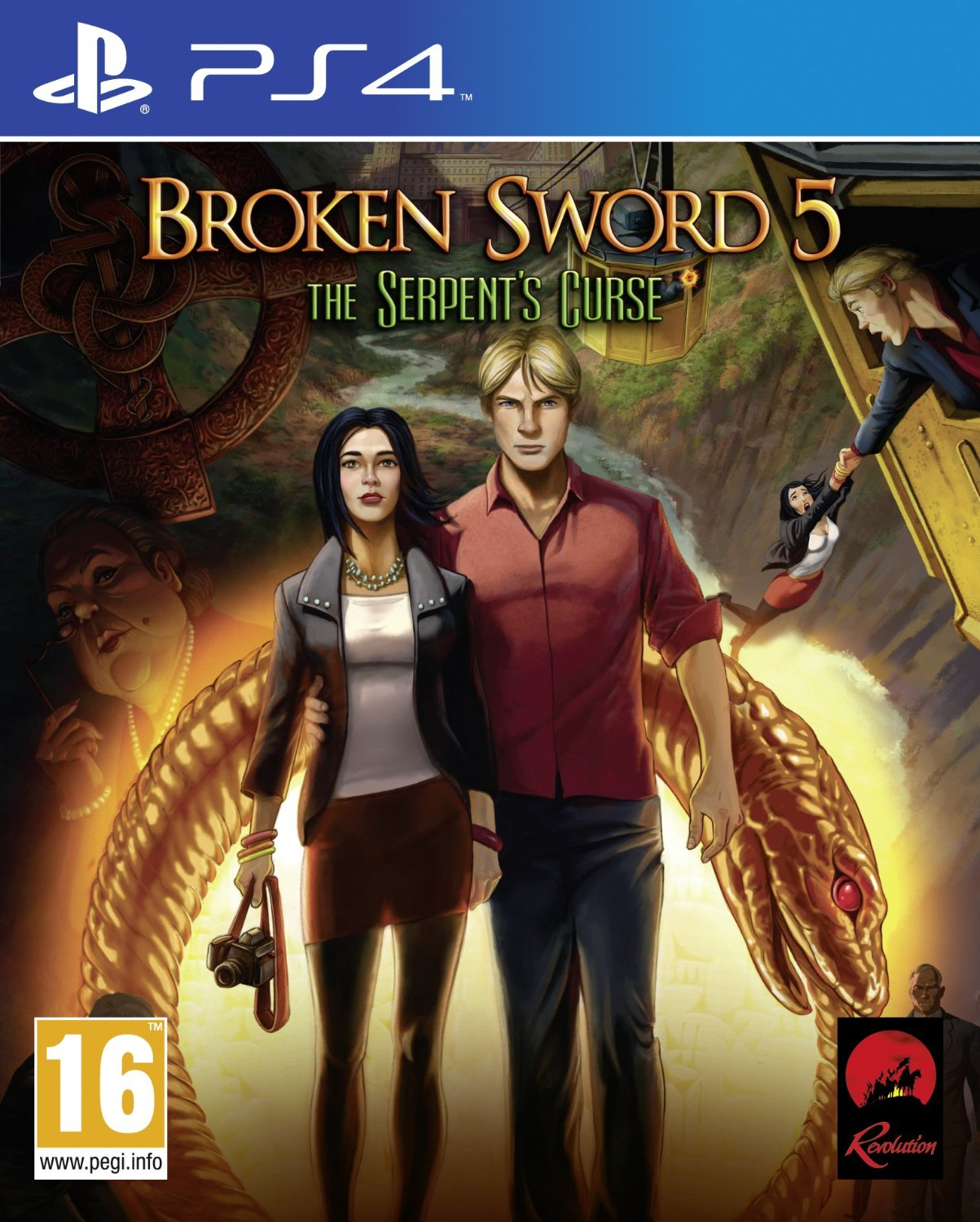 broken sword 5 the serpents curse ps4
