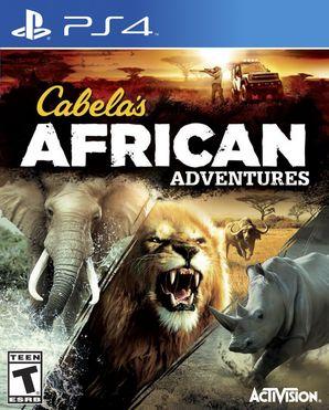 Cabelas African Adventures (US Import)