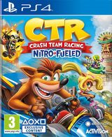 CTR: Crash Team Racing Nitro Fueled