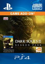 Dark Souls III (3) Season Pass (PS4)