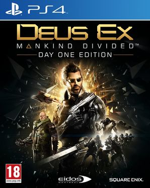 Deus Ex: Mankind Divided Special Day One Edition
