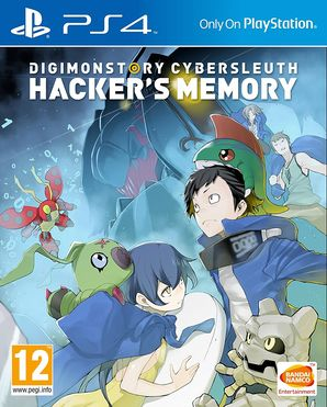 Digimon Story: Cyber Sleuth Hackers Memory