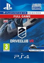 Driveclub VR (Digital Product)