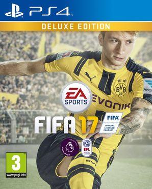 FIFA 17 Deluxe Edition