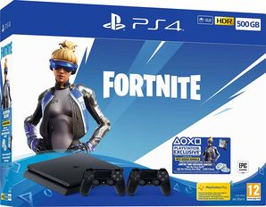 Fortnite Neo Versa 500GB PS4 Bundle with Second Controller