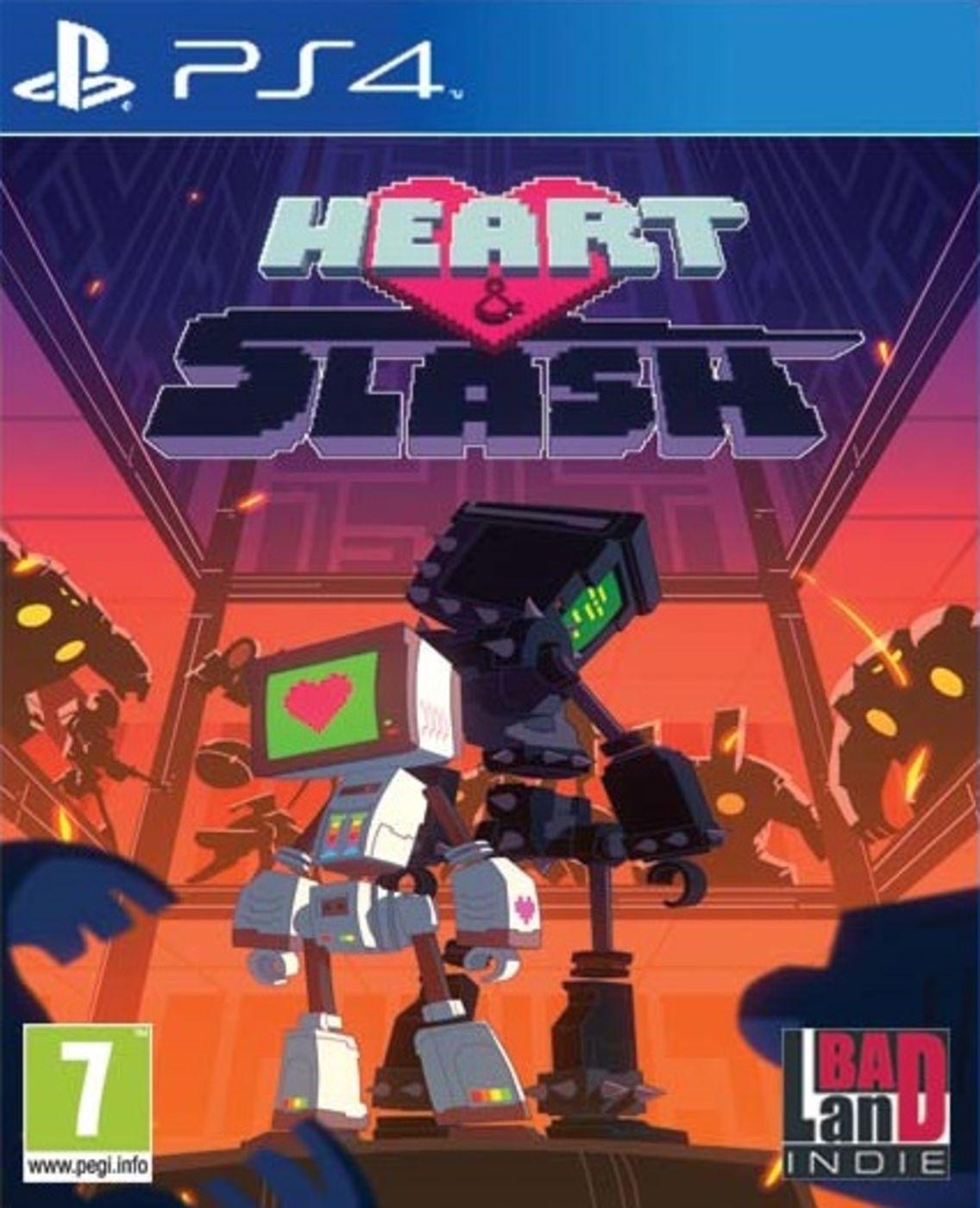 скачать торрент Heart Slash - фото 5
