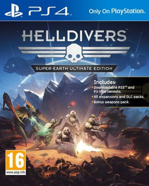 Helldivers Super-Earth Ultimate Edition