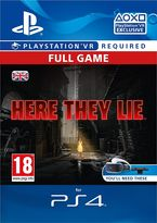 Here They Lie VR (Digital Product)