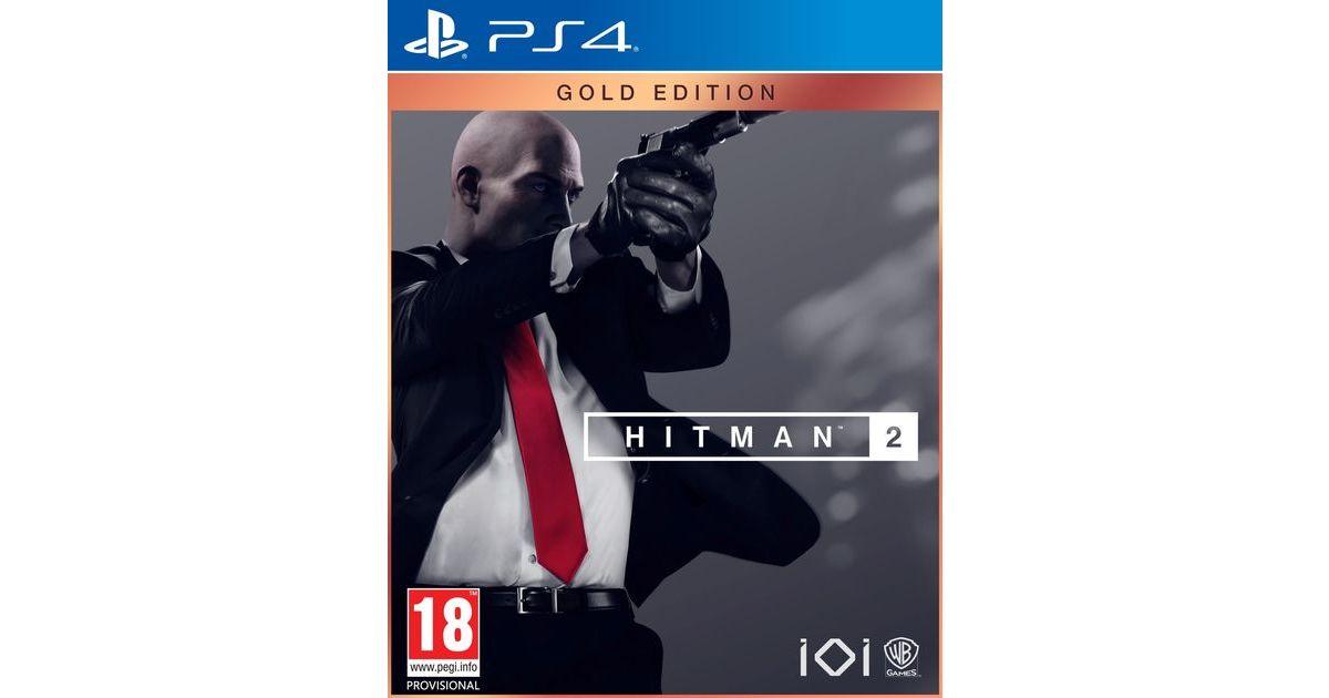 Hitman 2 Gold Edition Playstation
