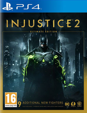 Injustice 2: Ultimate Edition