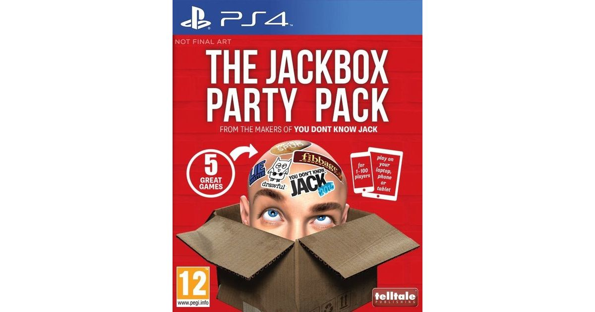 The Jackbox Games Party Pack Vol 1 – PlayStation