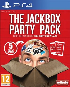 The Jackbox Games Party Pack Vol 1