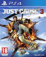 Just Cause 3 Collectors Edition