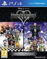 Kingdom Hearts HD I.5+II.5 Remix