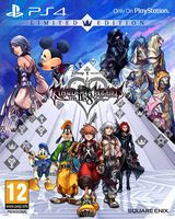 Kingdom Hearts 2.8 HD Final Chapter Prologue limitedEdition