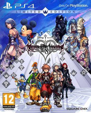 Kingdom Hearts 2.8 HD Final Chapter Prologue limitedEdition