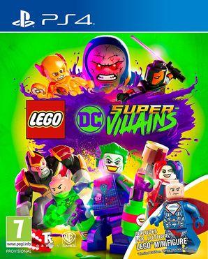 LEGO DC Super-Villains Mini Figure