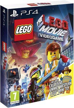 LEGO Movie Western Emmet Minitoy Edition