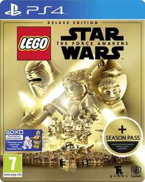 LEGO Star Wars: The Force Awakens Deluxe Steelbook