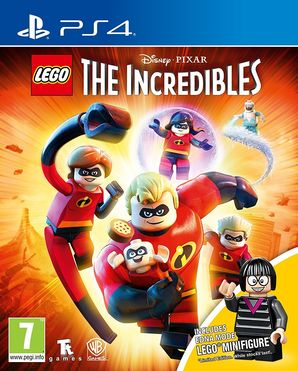 Lego: The Incredibles Mini Figure Edition