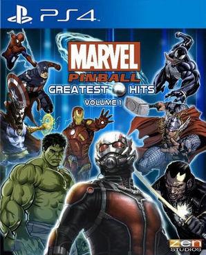 Marvel Pinball Epic Collection Volume 1