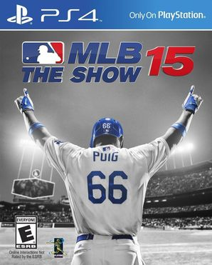 MLB 15 The Show (US Import)