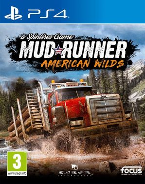 Mud Runner: A Spintires Game American Wilds