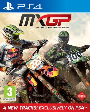MXGP: The Official Motorcross Videogame