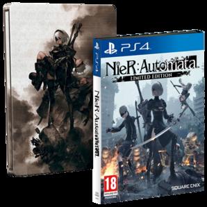 Nier: Automata Steelbook Edition
