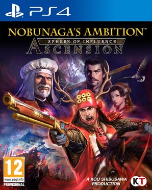 Nobunagas Ambition: Sphere of Influence Ascension