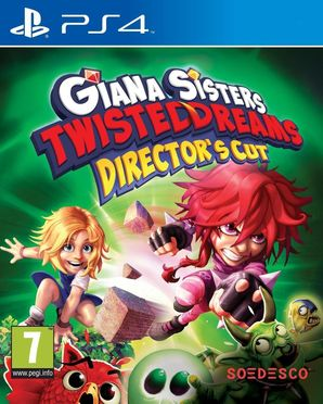 Giana Sisters: Twisted Dreams Directors Cut