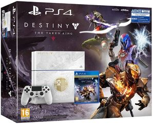 PlayStation 4 Limited Edition with Destiny : The Taken King