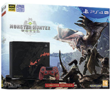 Playstation 4 Pro Console 1TB Monster Hunter Limited Edition
