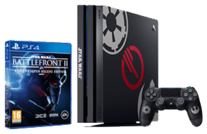 Playstation 4 Pro Console 1TB Star Wars Limited Edition PS4