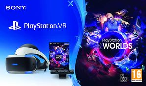 Sony PlayStation VR Starter Pack (Includes Camera)