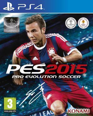 Pro Evolution Soccer 2015 PES2015