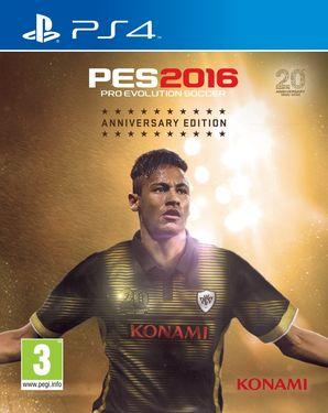 Pro Evolution Soccer 2016 20th Anniversary Edition