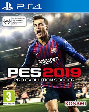 Pro Evolution Soccer 2019 PES2019