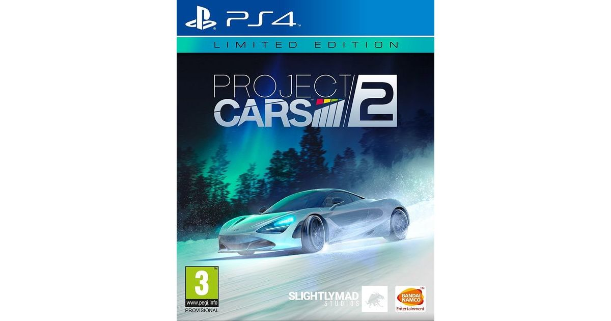 project cars 2 limited edition playstation. Black Bedroom Furniture Sets. Home Design Ideas