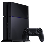 Sony PlayStation 4 - Jet Black - 500GB