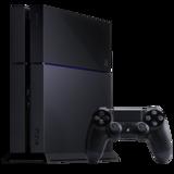 Sony PlayStation 4 - Jet Black - 500GB