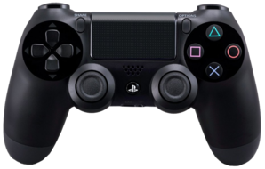 Sony PlayStation DualShock 4 - Jet Black