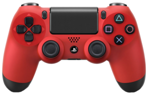 Sony PlayStation DualShock 4 - Magma Red
