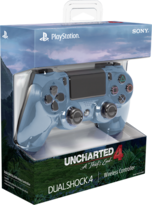 Sony PlayStation DualShock 4 - Uncharted 4 Limited Edition