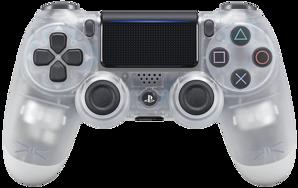 Sony PlayStation DualShock 4 V2 New Model - Crystal
