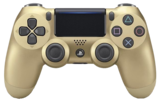 Sony PlayStation DualShock 4 V2 New Model - Gold