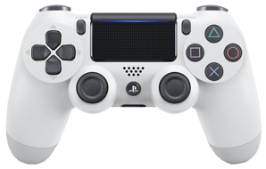 Sony PlayStation DualShock 4 V2 New Model - White